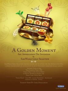 Invitation - SariWangi Art Appreciation